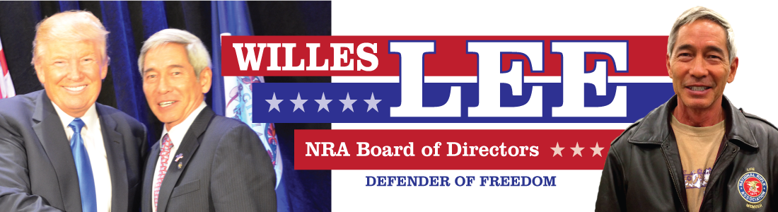 Willes K. Lee – NRA Board of Directors